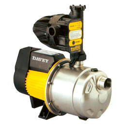 Davey Water Pump Water Solution Products Supplied And